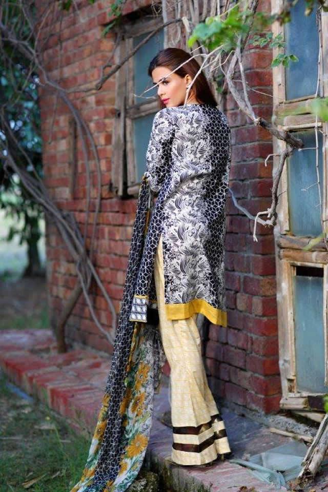 Women Dresses Women's Fashion Fashion Pakistani Dresses Summer Dresses Collection Summer fashion Women's Trends Sana and Samia Mid Summer Women Fashion Dresses Collection 2016