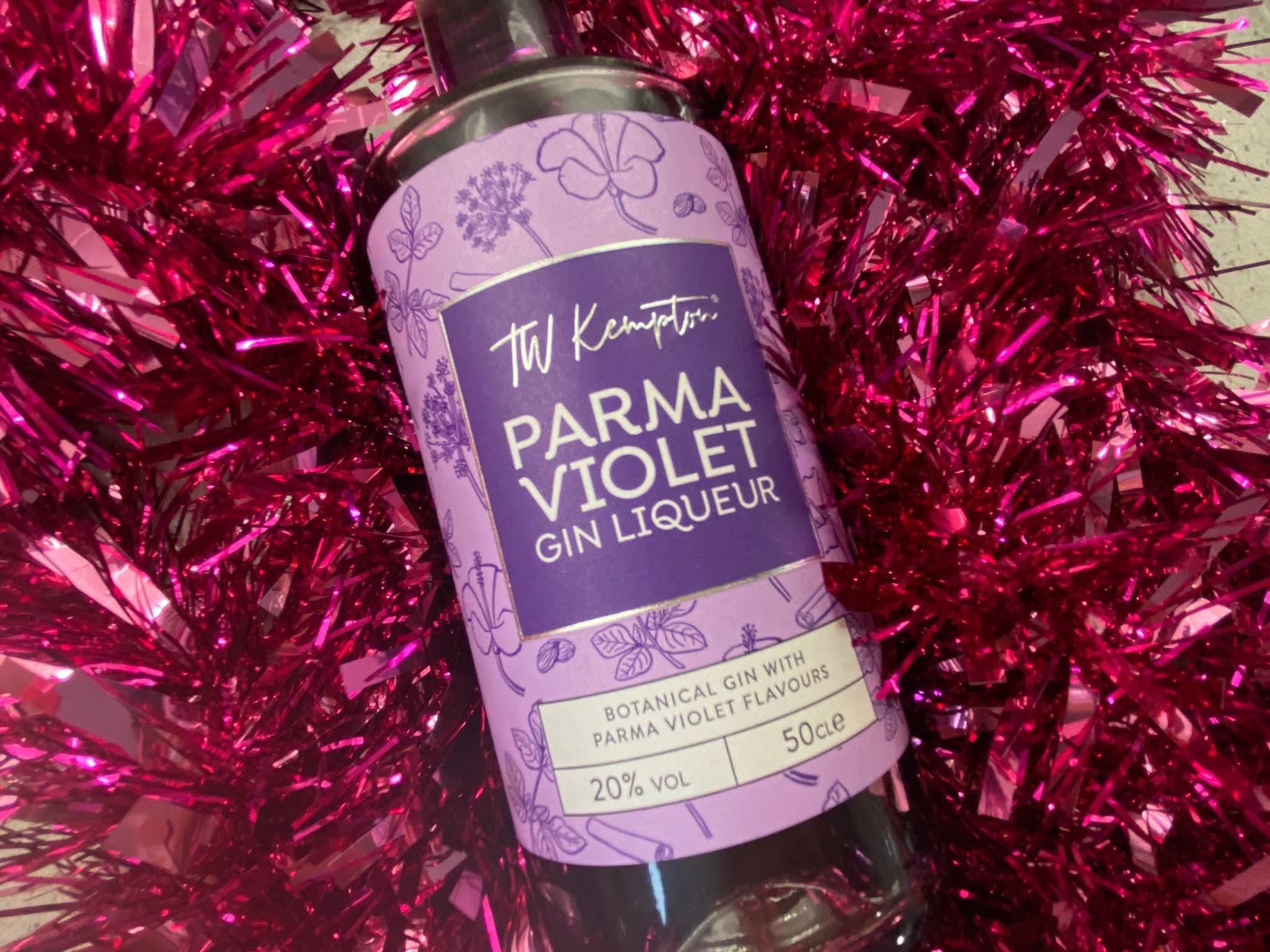 Parma Violet Gin liqueur