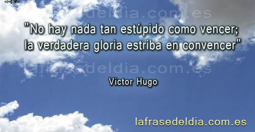 Frases célebres Victor Hugo