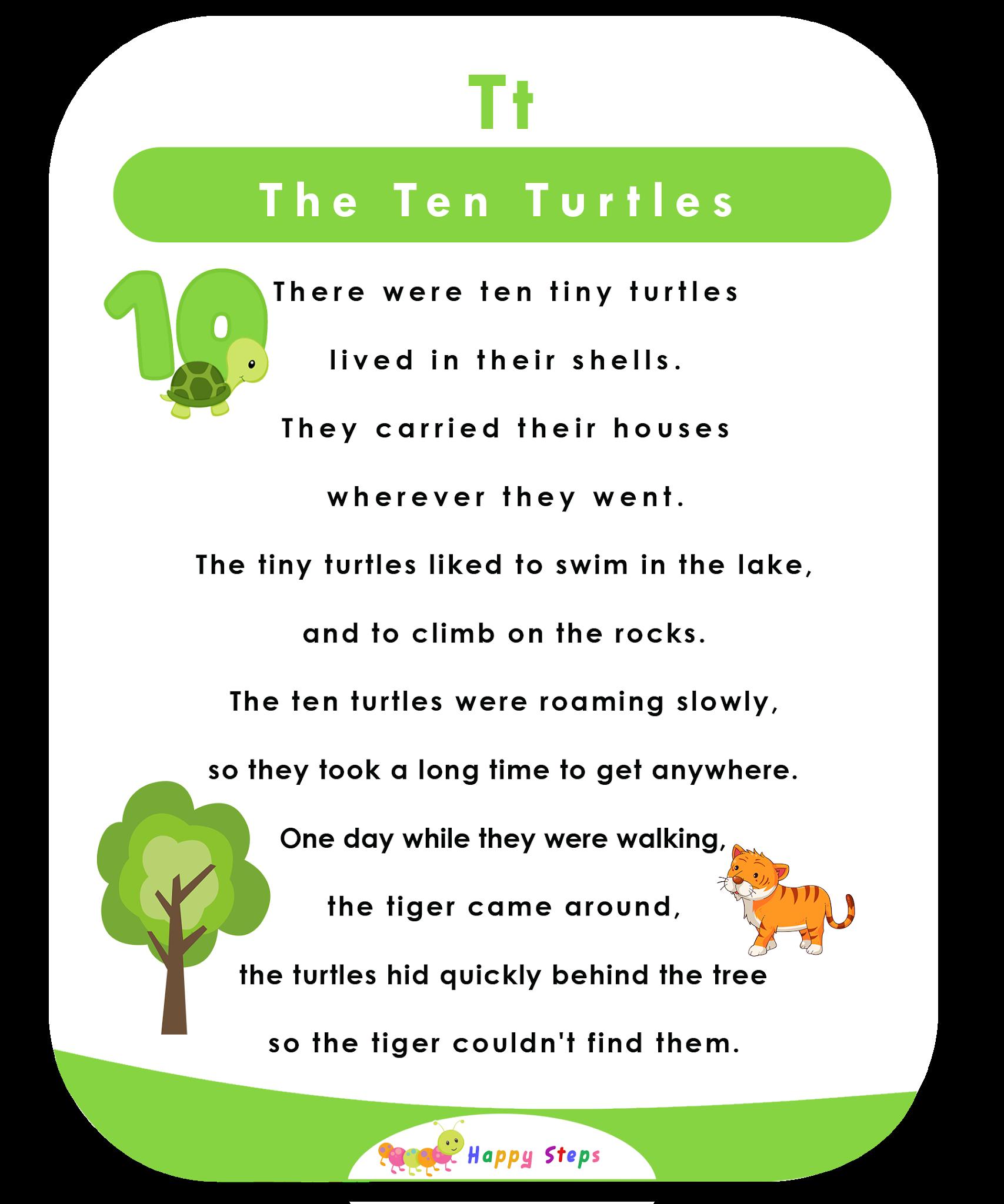The Ten Turtles