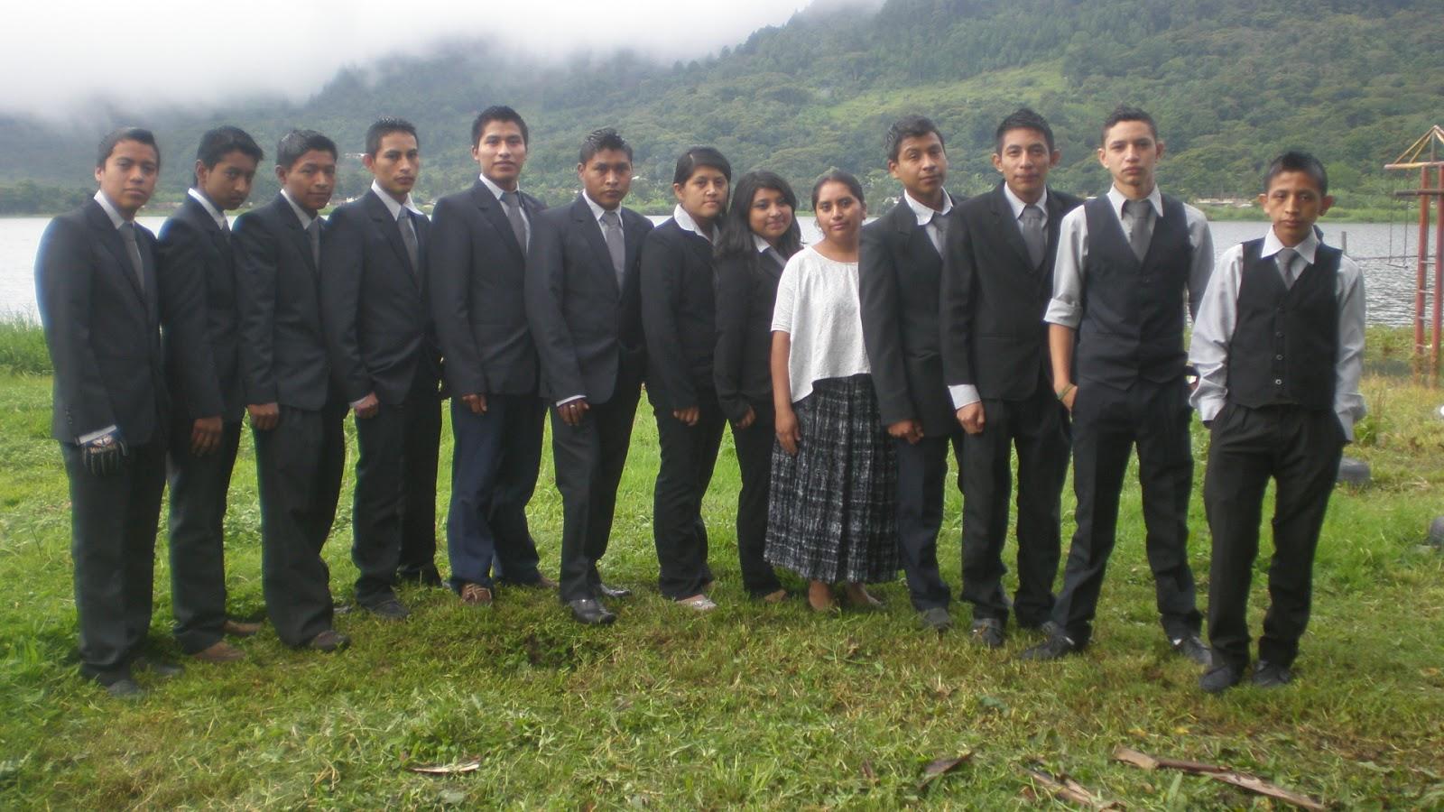 Liceo san cristobal verapaz rica chica - 1 8