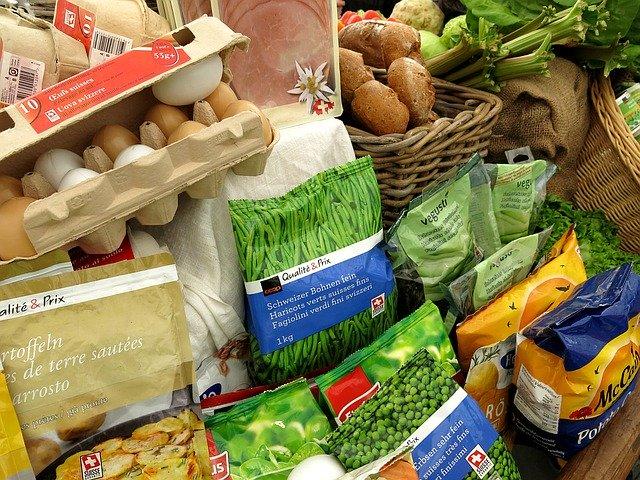 La seguridad en los envases de los alimentos