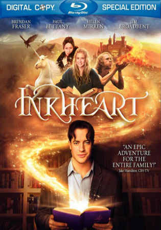 Inkheart 2008 BluRay 300MB Hindi Dual Audio 480p