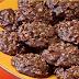 No Bake Chocolate Peanut Butter Cookies (Weight Watchers)
