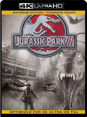 Parque Jurásico III (2001) 4K UHD [HDR] Latino [GoogleDrive] SilvestreHD