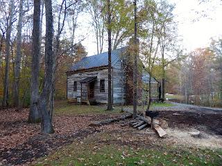 Cabin in Spotsylvania