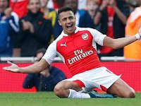 Alexis Sanchez Bisa Jadi Tuan Baru Bagi Nomor 7 Man United