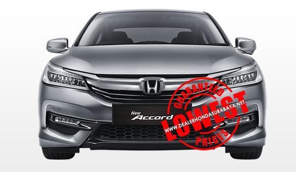 Promo Cicilan Kredit Honda Accord Surabaya