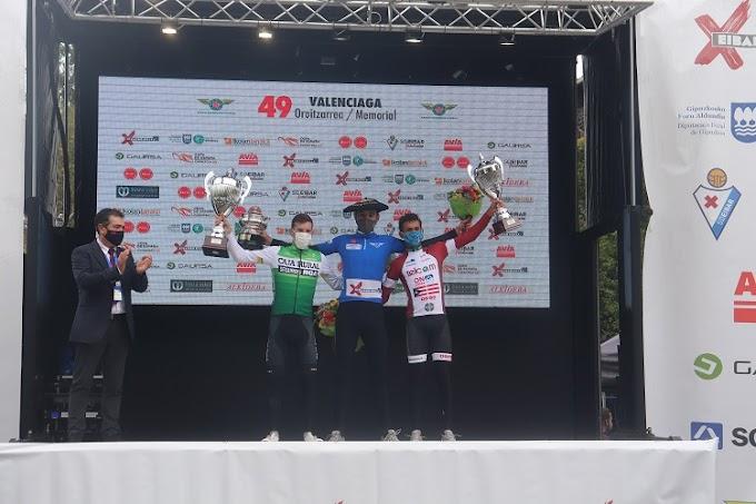 Memorial Valenciaga - Barrenetxea consigue el triunfo y Ballesteros gana la Copa de España