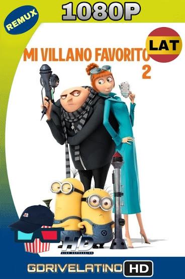 Mi Villano Favorito 2 (2013) BDRemux 1080p Latino-Ingles MKV