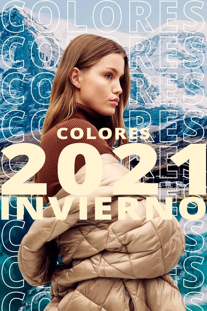Colores otoño invierno 2021 Colores de moda otoño invierno 2021