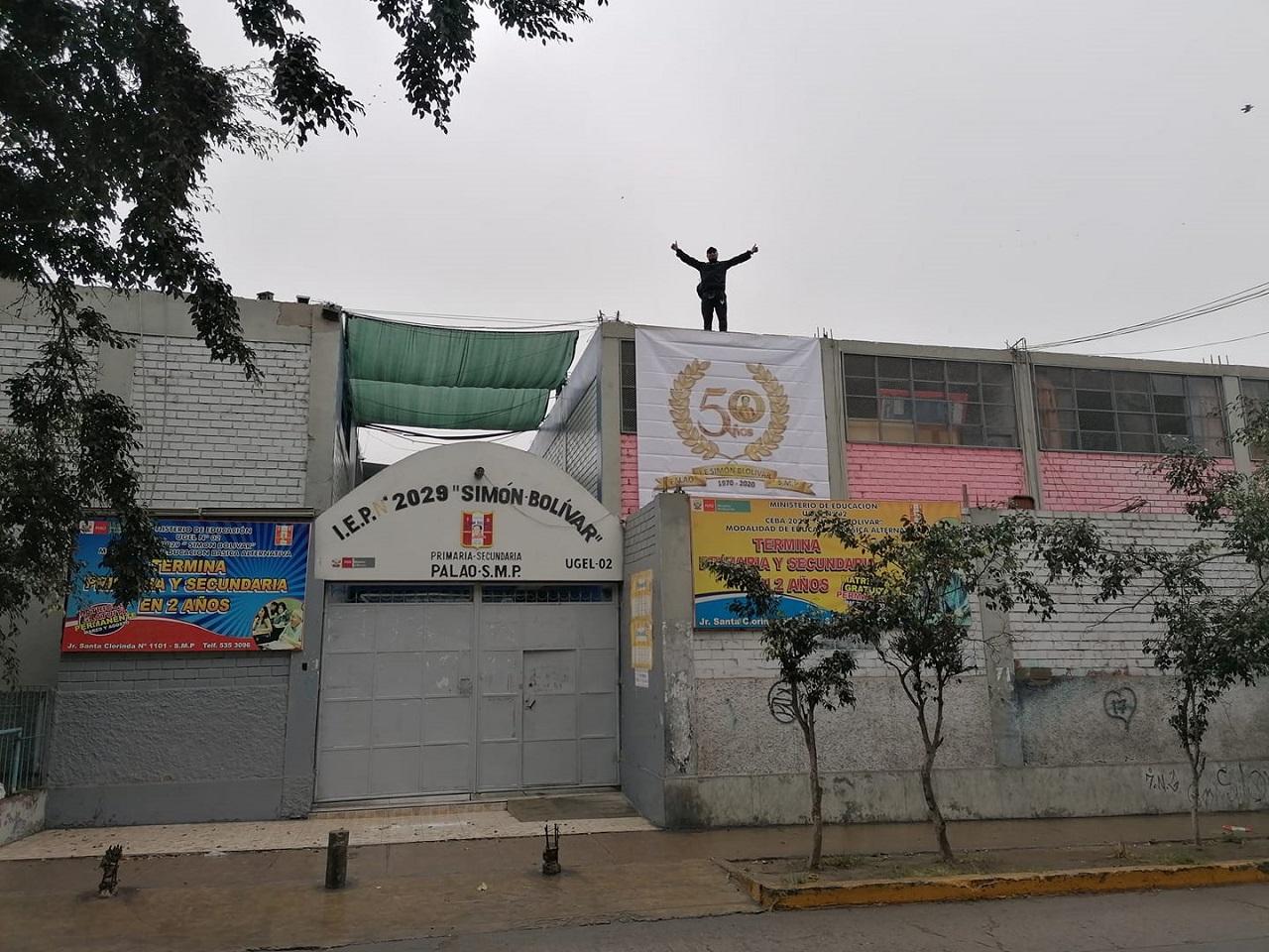 Escuela 2029 SIMON BOLIVAR - San Martin de Porres