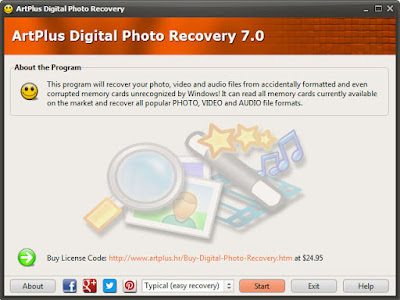 ArtPlus Digital Photo Recovery Sundeep Maan