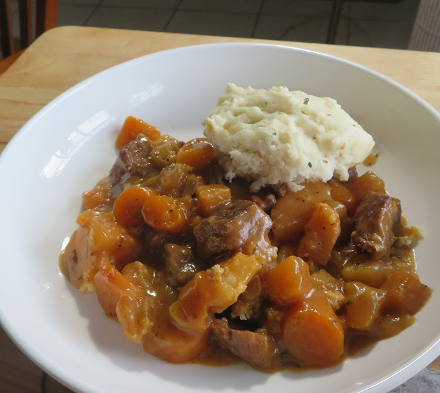 Beef Stew for Two