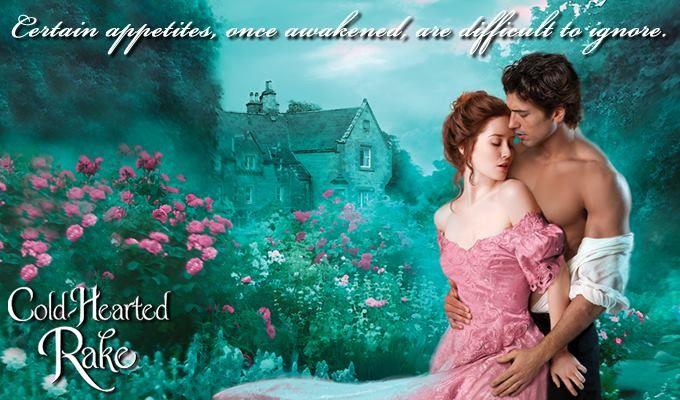 Raine Balkera - Romance Author: Cold-Hearted Rake by Lisa