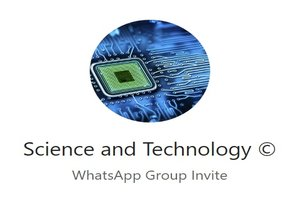Science and Technology WhatsApp Group Link Of 2018