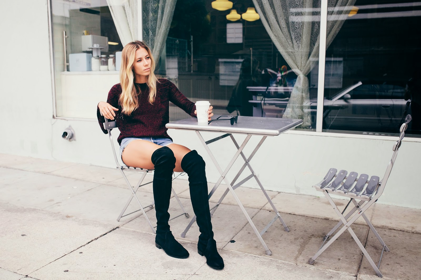 abf7ea0c03e Get a Gorgeous Look with Stuart Weitzman 5050 Boots