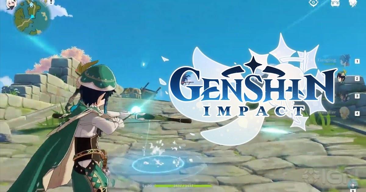 Genshin Impact Beta Apk