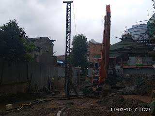 Bor Pile Jakarta Tangerang Serpong Serang Cilegon