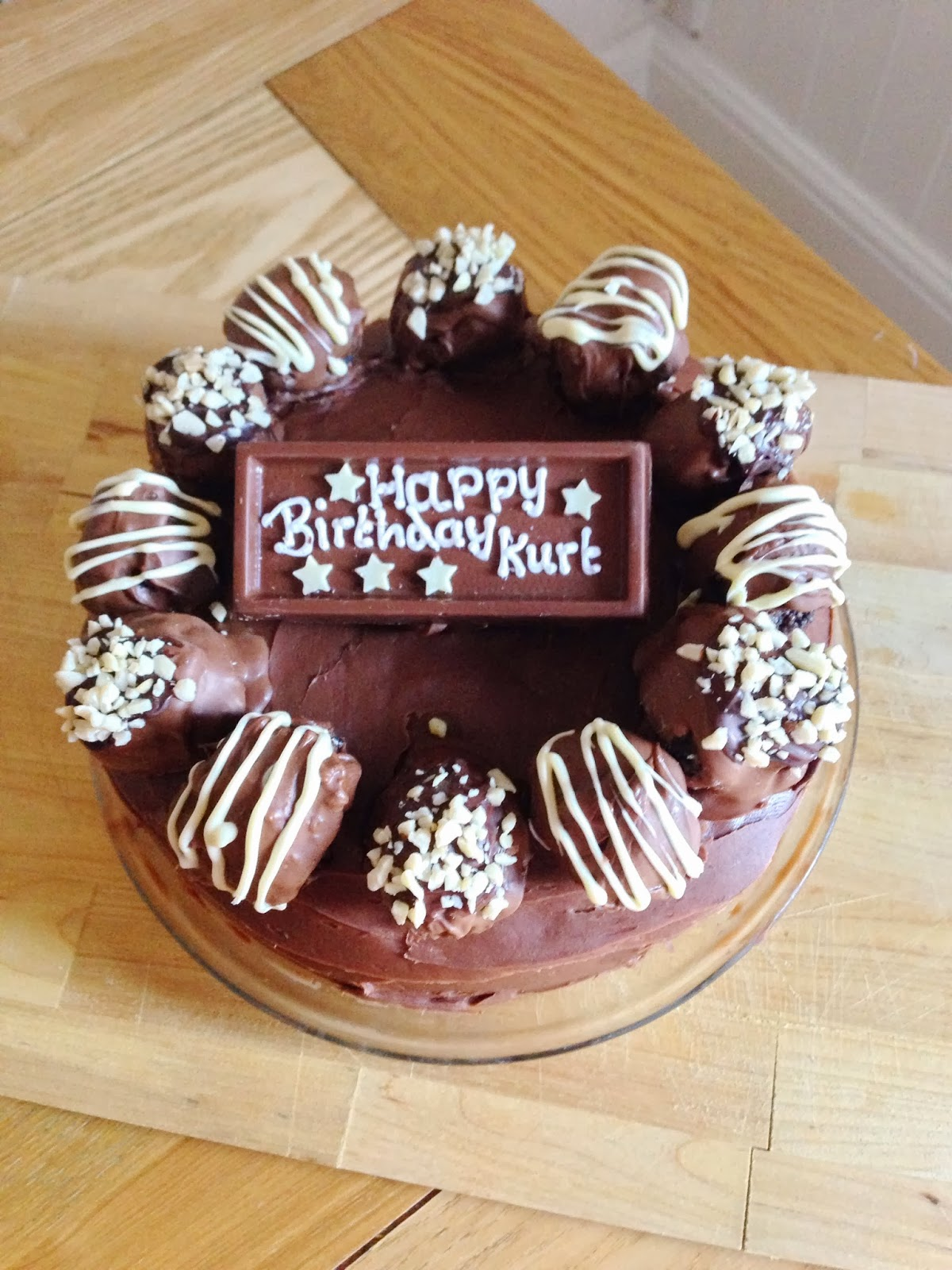 The Blonde Beauty Baker Jack Daniels Chocolate Cake With