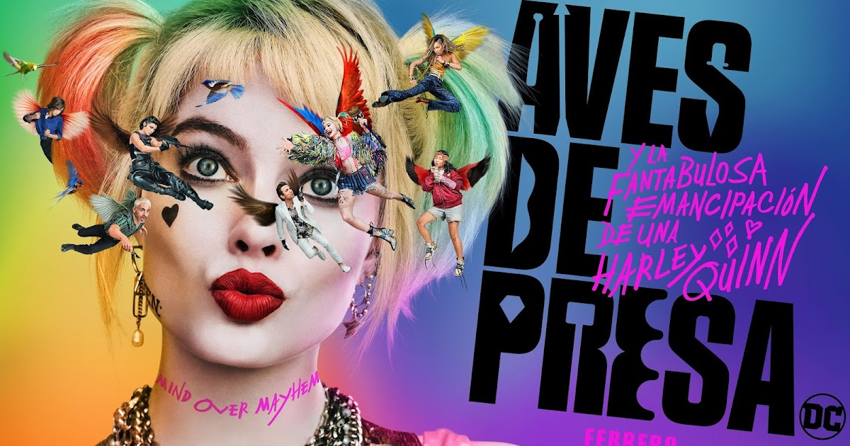 Trailers: Birds of Prey (2020) Official Trailer