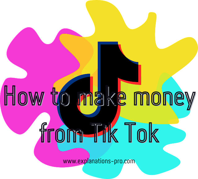 How to make money from Tik Tok