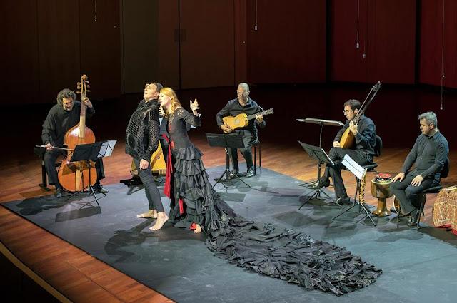 Spanyol virtus a MÜPA színpadán
