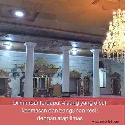 Bangunan Masjid Agung Sumedang
