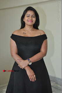 Telugu Actress Swathi Reddy Latest Stills in Black Gown  0017.JPG