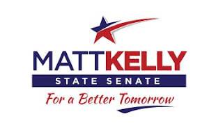 Matt Kelly announces campaign for State Senate Norfolk, Bristol & Middlesex district seat