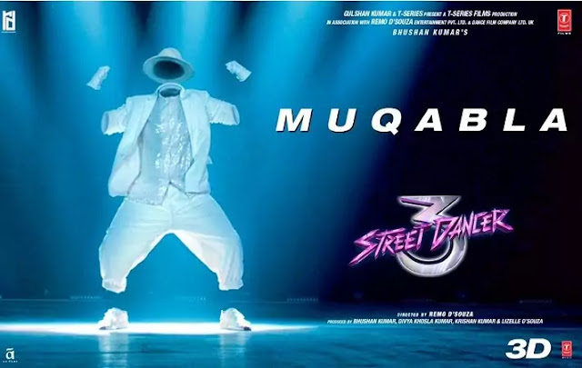 Muqabla Lyrics Street Dancer 3D -Signature Lyrics