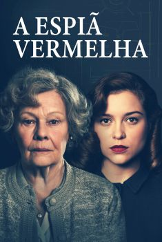 A Espiã Vermelha Torrent - BluRay 720p/1080p Dual Áudio