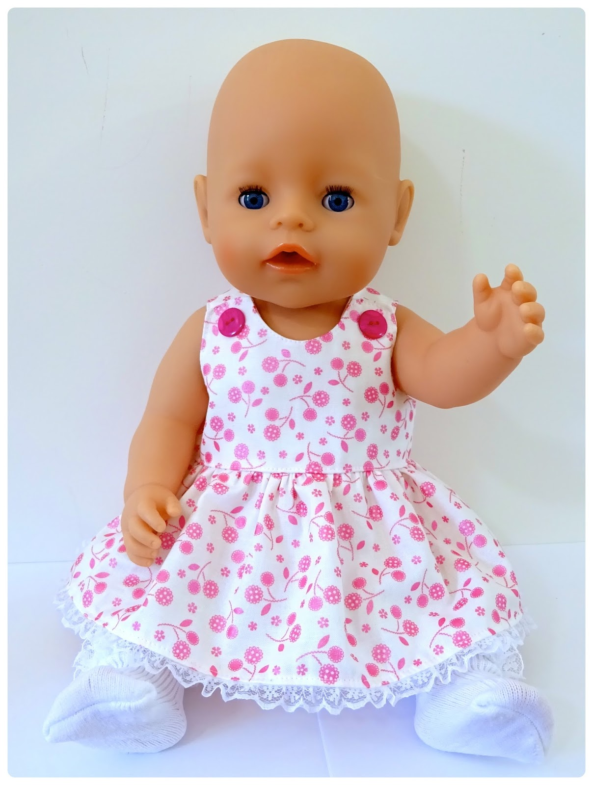 Doll Clothes Patterns by Valspierssews: Doll Style: The ...