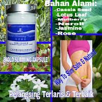 Obat Pelangsing Herbal Biolo