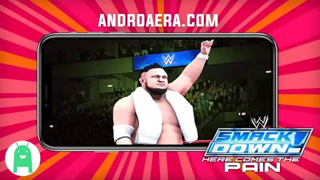 WWE Smackdown here comes the pain Download for Android