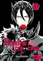 Réquiem por el rey de la rosa #13 - Ediciones Tomodomo