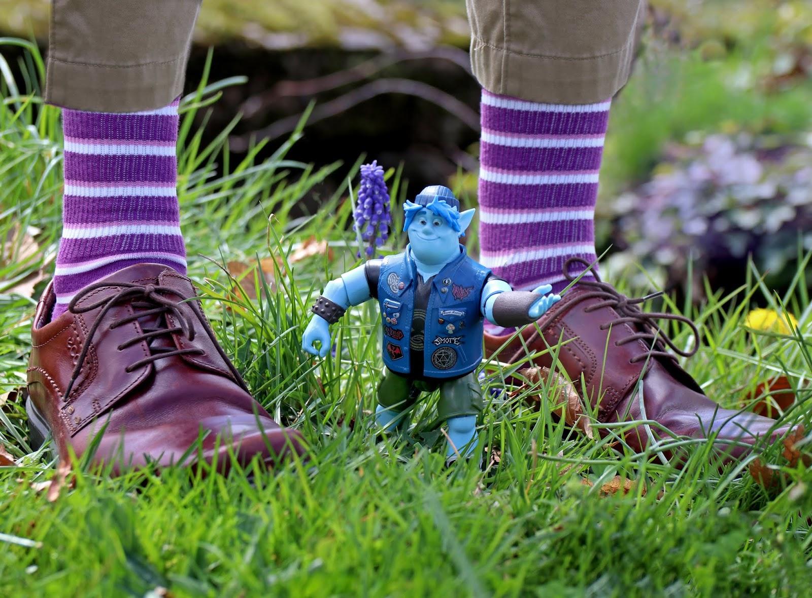 onward wilden lightfoot dad socks boxlunch