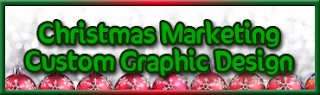 Free Christmas Marketing Tips Custom Graphic Design