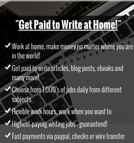 Writing Jobs 2018 | Get Paid To Write Online | 187$ per sale