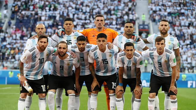 Argentine-Huitièmes