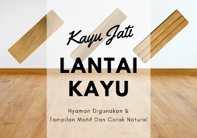 produk lantai kayu bandung