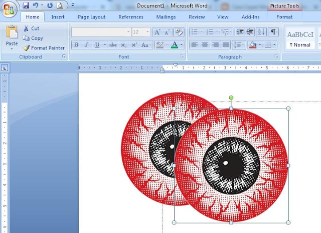 Cara Menggandakan Gambar Di MS Word Dengan Cepat Dan Mudah