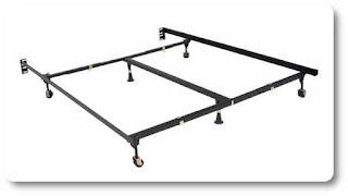 Serta steel bed frame