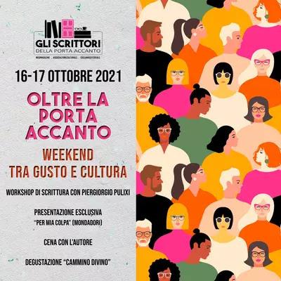 Oltre la Porta Accanto, un weekend tra gusto e cultura: il nostro primo evento dal vivo