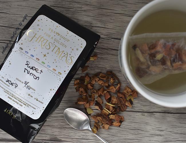 Tés e infusiones de Navidad de Tea Shop - Sweet Turro