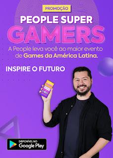 Promoção Super People Games