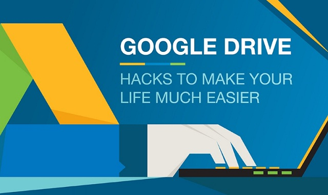 Google drive hacks to make your life much easier
