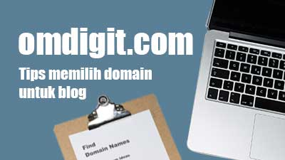 Tips Jitu Memilih Domain