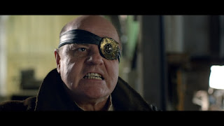 Michael Ironside de villano en 'Turbo Kid' (2015)