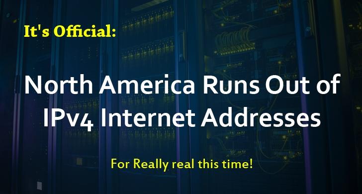 IPv4-Internet-Addresses